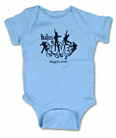Shania Twain UP Infant Baby Blue Jumper One Piece Suit New Official