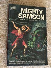 Mighty Samson Archives Volume 2 SEALED Dark Horse hardcover, Gold Key Comics