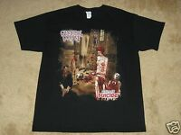 Cannibal Corpse Gallery of Suicide M, L, XL, 2XL Black T-Shirt