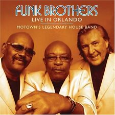 Funk Brothers - Live in Orlando / Motown´s Legendary House Band   CD   NEU+OVP!