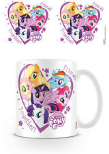 MY LITTLE PONY HEART MUG NEW GIFT BOXED 100 % OFFICIAL MERCHANDISE