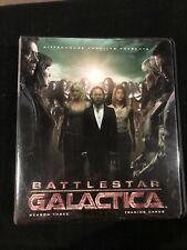 Rittenhouse Battlestar Galactica Season Three Card Album Binder!