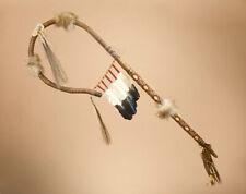 1880s-90s Manhanset House Hotel Staff Uniform Button Native American Indian D14