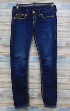 Seven7 Premium Jeans 28 x 29 Women's Skinny Leg Stretch   (K-60)
