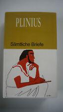 Plinius - Sämtliche Briefe - Buchclub Ex Libris Zürich - (K87)