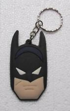 Avengers BATMAN Rubber KEY CHAIN Ring Keychain NEW
