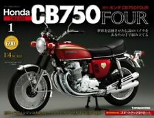 DEAGOSTINI 1/4 HONDA CB750 FOUR 1-80 Full Kit New! USA location Sealed