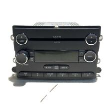 2008 2009 Ford Taurus X Crossover SUV Radio Receiver 6 Disc CD Player OEM