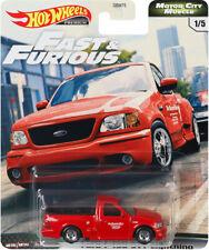 Ford F-150 SVT Lightning Fast & Furious Motor City Muscle 1:64 Hot Wheels GJR68