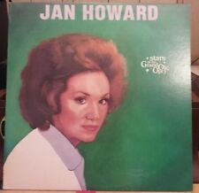 "AUTOGRAPHED! JAN HOWARD ""STARS OF THE GRAND OLE OPRY"" LP TWITTY BIRD RECORD SHOP"