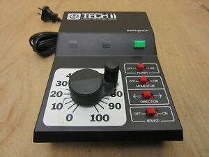 Tech II Loco-Motion 1500 Personal Hobby Transformer Throttle Control Switch