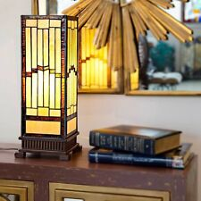 Desk Lamp Shade Office Rustic Bedside Table Lamp Shade Small Accent Stain Glass