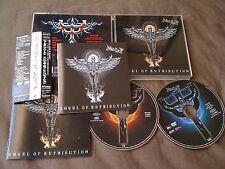 JUDAS PRIEST/ angel of retribution /JAPAN LTD CD&DVD OBI