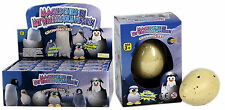 Pinguin Ei Schlüpf EI 12 Stück Magisches Pinguin Ei zum Kindergeburtstag