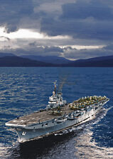 HMS OCEAN R68 - LIMITED EDITION ART (25)
