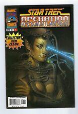 Star Trek  Operation Assimilation #1 (Apr 1997, Marvel Paramount Comics) *F+