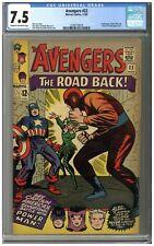 Avengers #22 CGC 7.5