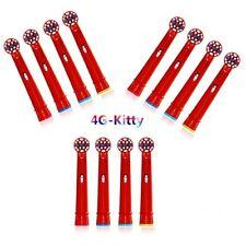 4 G-Kitty EB10 con un standard Elettrico Spazzolino da denti teste per Braun Oral-B (4,12pc