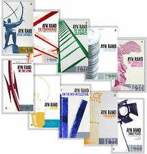AYN RAND COLLECTION Atlas Shrugged,Fountainhead,Capitalism,We Living,Manifesto +