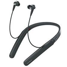 SONY WI-1000X Wireless Noise Cancelling In-Ear Headphones Black NEW from Japan