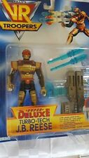 KENNER Saban's VR Troopers *SUPER DELUXE - TURBO-TECH J.B. REESE