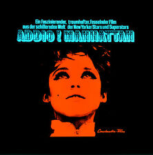 Addio! Manhattan ORIGINAL Kino-Dia / Film-Dia / Diacolor / Warhol / Sedgwick