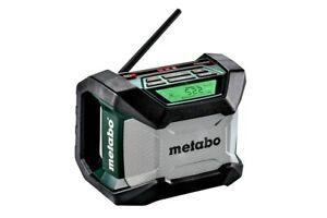 Metabo Akku-Baustellenradio R 12-18 BT 600777850 Bluetooth