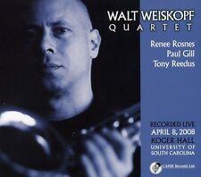 Live - Walt Weiskopf (2011, CD NEU)