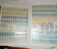 Gros album 60 pages a bandes fond blanc : 30 pages stock Algerie Maroc Tunisie