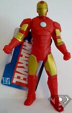 """IRON MAN The Avengers All Star 6"""" inch Vinyl Action Figure Wave 1 2014"""