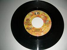 Cindy Bullens - Survivor   45 rpm Vinyl  United Artists Records VG VG+ 1978