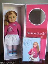2008 AMERICAN GIRL OF THE YEAR MIA DOLL + BONUS BOOK BRAVO MIA~RETIRED~BNIB