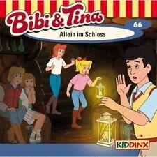 Bibi und Tina 66 Allein im Schloss (1 CD)