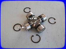 FIAT 130 COUPE'- 3200  CROCIERA TRASMISSIONE 27X74,6 mm - 4625636