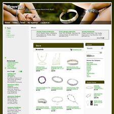 Established Jewelry Bracelets Online Business Website For Sale! Free Domain Name