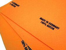 "Chamois Towels - 3 Large 27"" x 20"" German Chamois Towels"