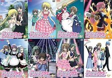 Hayate the Combat Butler - Part 1,2,3,4,5,6,7,8 Complete First Season R1 NEW DVD