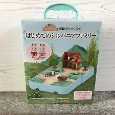 Sylvanian Families Epoch Japan JP BNIB Pocket Bag Collection House Shop RARE HTF