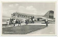 ABA-Swedish Air Lines Douglas DC 3 aviation/aircraft/airplane/aeroplane/airline