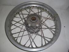 """Jante arrière cercle aluminium 36 trous largeur 3.00 diamètre 17"""" moto Occasio"""