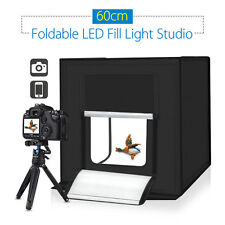 PULUZ 60cm Photography Cube SoftBox Kit Tent Studio Easy to Install for Products