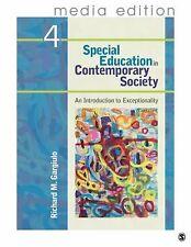 Special Education In Contemporary Society by Richard M Gargiulo 4th Edition