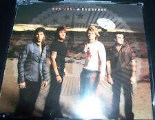 Bon Jovi Everyday Rare Australian CD Single With Rare Demo Tracks