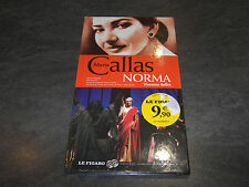 CD AUDIO COFFRET 2CD + LIVRET NORMA LE FIGARO NEUF EMBALLE MARIA CALLAS