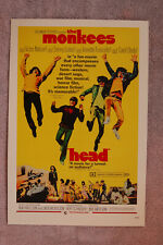 Head Lobby Card Movie Poster The Monkees