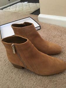 Womans Alex Marie  Chestnut Boots -  SIze 9.5 M