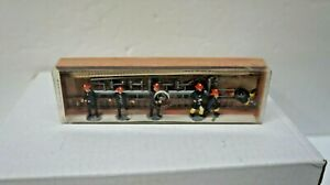 MERTEN  BOX  H-O # 2389 U.S. FIRE DEPARTMENT PUMPIERS WITH  BACKGROUND  BOXED
