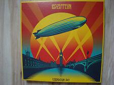 LED ZEPPELIN - CELEBRATION DAY 3 LP  BOX