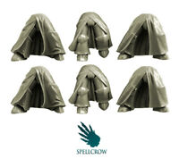 SPELLCROW Space Knights Legs in Robes BITS BITZ 28mm COMPATIBLE CONVERSION PDT