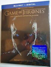 Game of Thrones: The Complete Seventh Season W/Bonus Disc (Blu-ray, Digital)